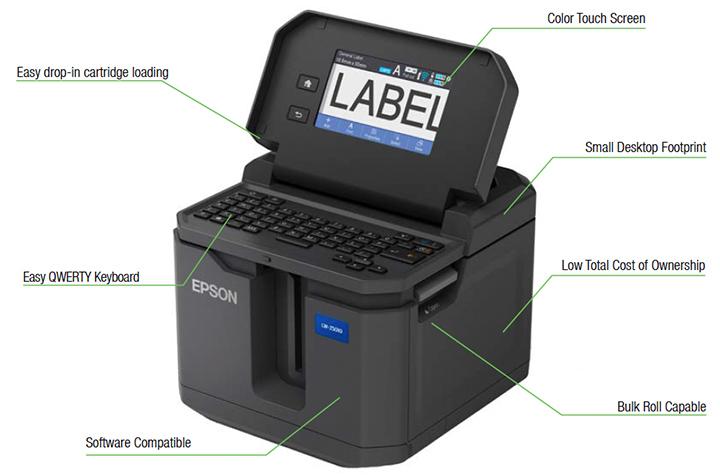 Epson LW-Z5010PX