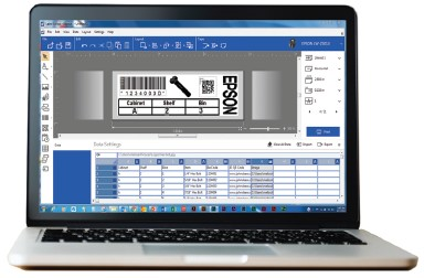 computer-software-compatible-label-editor
