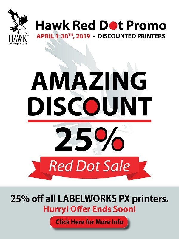 Red Dot 25% Off