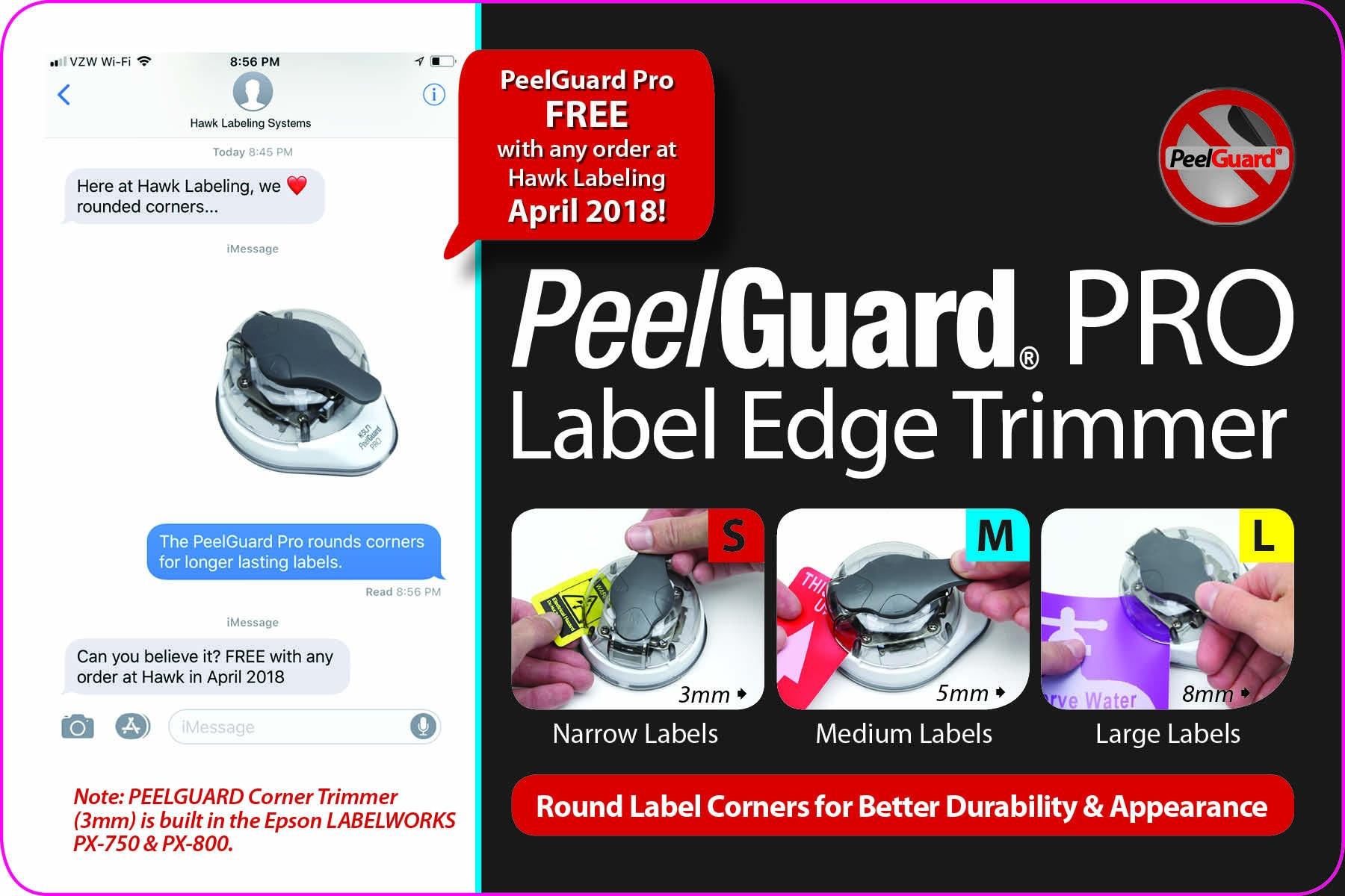 April Free PeelGuard Pro