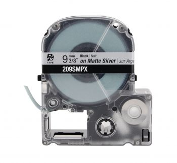 Epson LABELWORKS PX Silver Matte 3/8